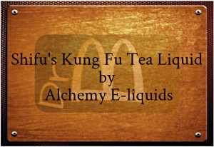 kung fu tea plaque
