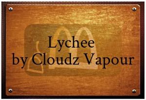 lychee cloudz vapour