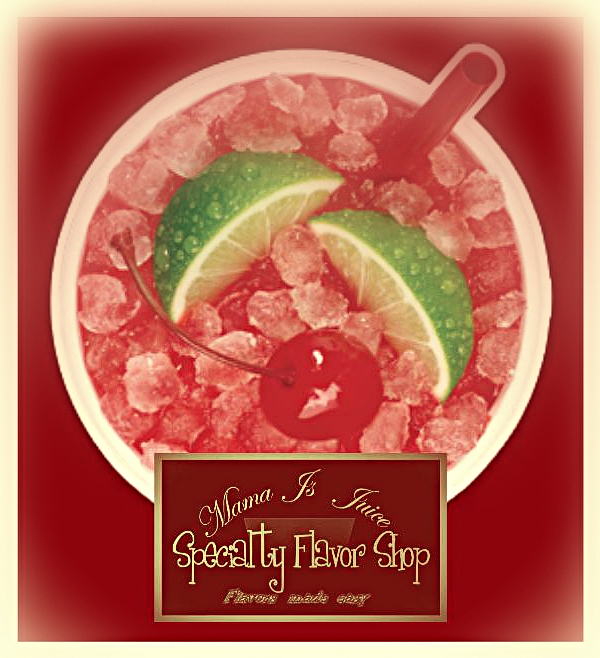 A magical mix? - 'Cherry Limeade' by Mama J's Speciality Flavor Shop