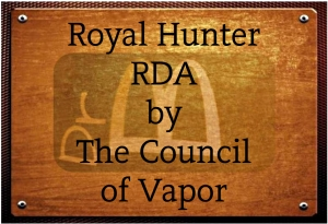 royal hunter master plaque