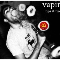 STATUS VAPE | smoke-tricking crew | only here at Dr B' Vaping next week