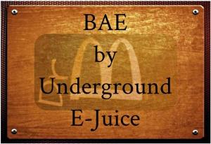 underground BAE master plaque