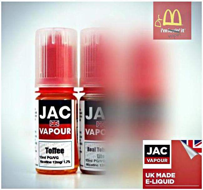 JAC toffee