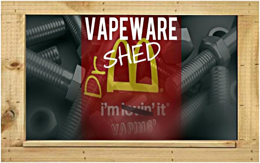 vapeware shed banner latest