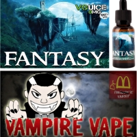 DR B's MINIBAR | Fantasy VGuice by Vampire Vape