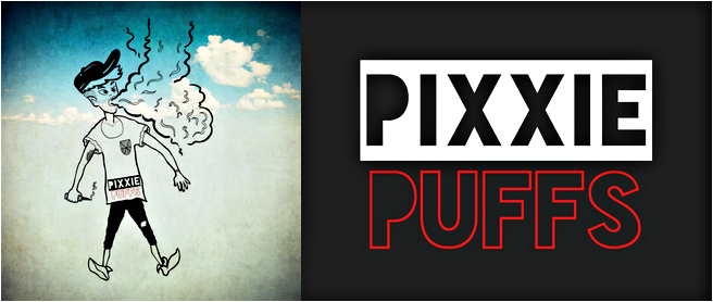 pixxie puffs banner proof