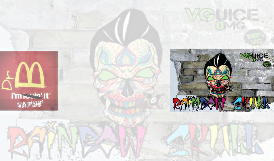 rainbow skull main