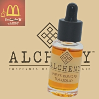 Shifu's Kung Fu Tea Liquid by Alchemy E-liquids (Specialist Tea Liquids range)