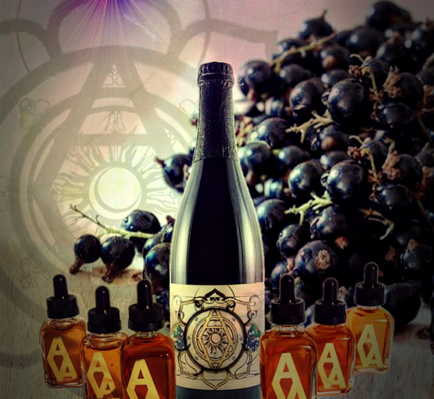ascension vapor lambic black