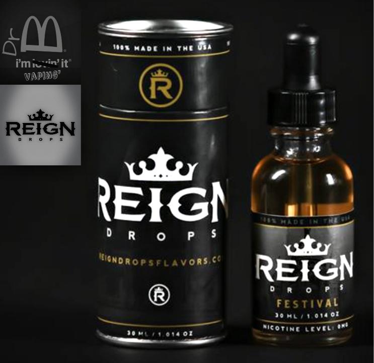 reign drops festival