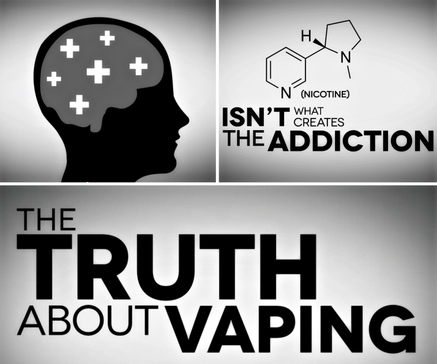 truth about vaping collage