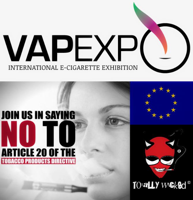 TPD VapeExpo Paris