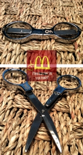 Coil Master scissors montage