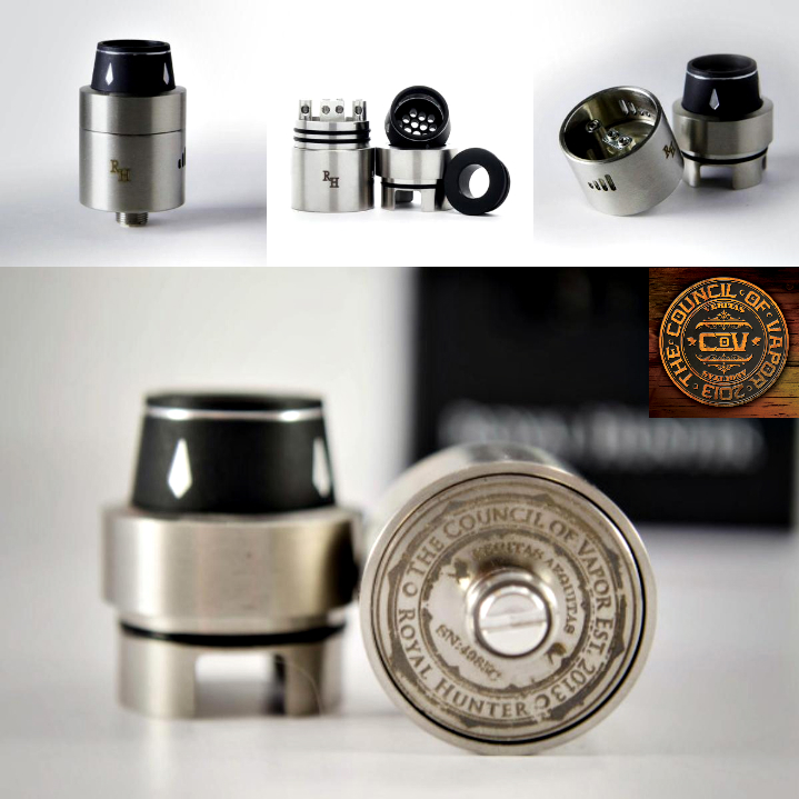 royal hunter rda collage