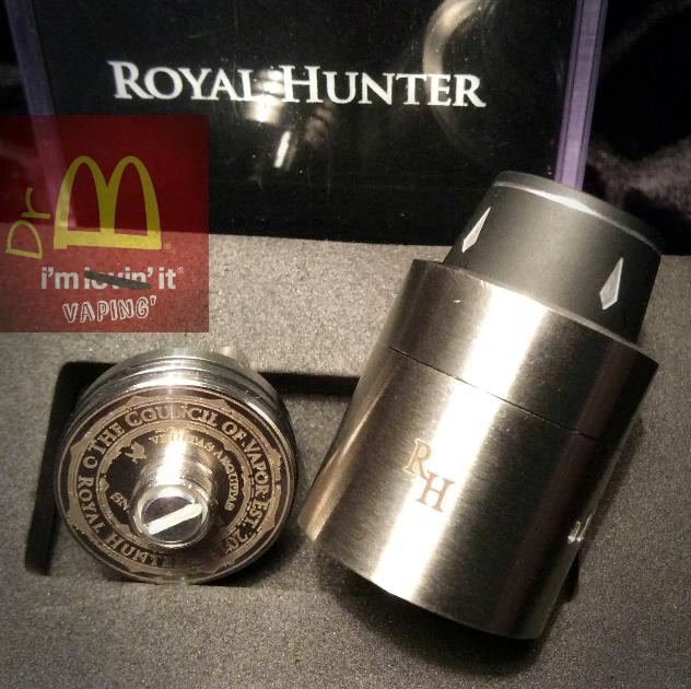 royal hunter second