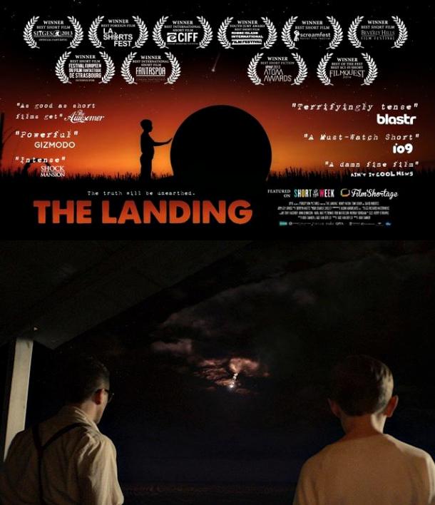 the landing main