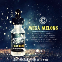 Dr B' picks 3 | Assorted Selection: Mega Melons by Cuttwood Sauce Boss | Reuleaux (DNA 200) by Wismec | Caterpillar Coil Build