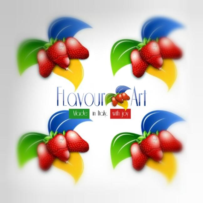 FlavArt montage logo2