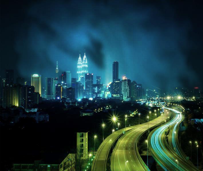 malaysia cityscape