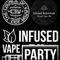 Dr B' picks 3 | Assorted Selection: The Council of Vapor Infused Vape Party | #grayscalesegment/Lauren Chon | DIY or DIE - Let's Mix Ssips Berry Fruit/Candy Recipe