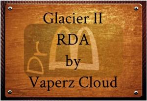 glacier 2 master plaque