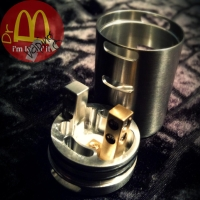 Vapemail for Dr B' | Xephos RDA (authentic) by Cloud Chasing Club (CCC)