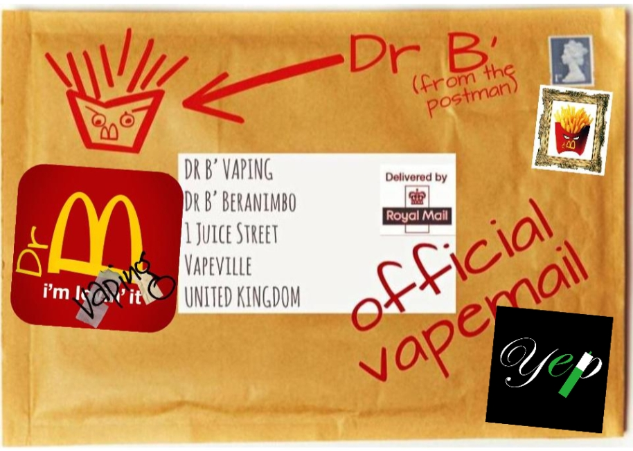 yep mod vapemail envelope
